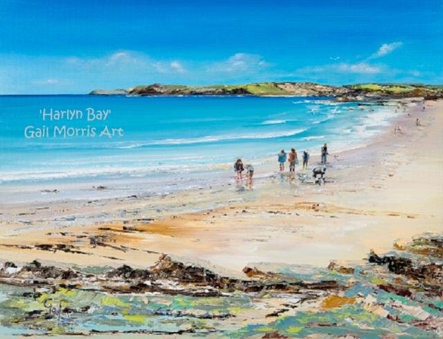 Harlyn Bay - Cornwall