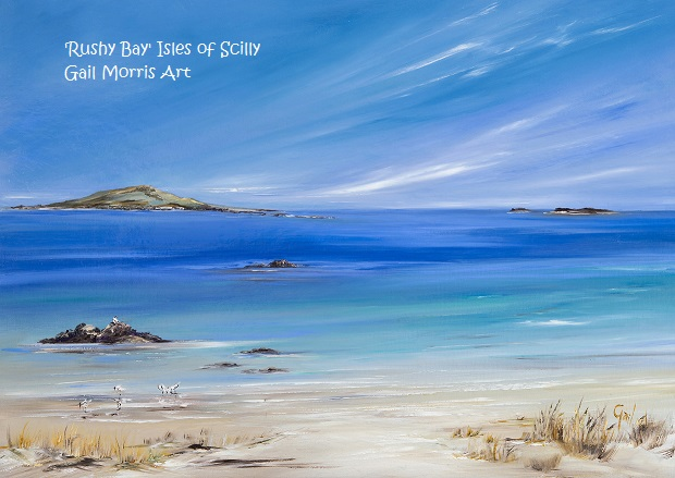 Rushy Bay, Bryher, Isles of Scilly £80 - £120