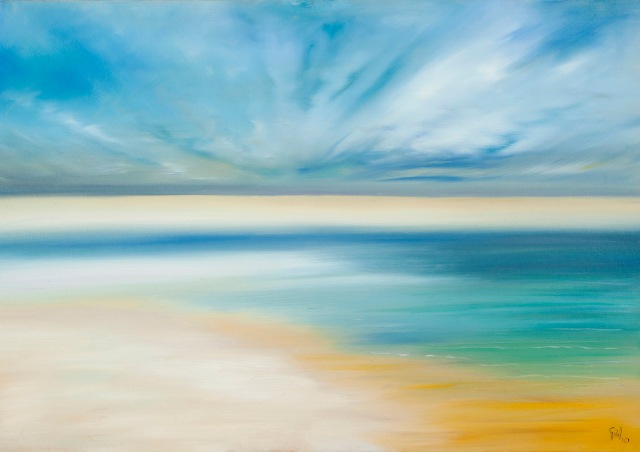 'Renewal' Limited edition prints from an original oil painting by Gail Morris           £32 - £120   www.gailmorris.co.uk