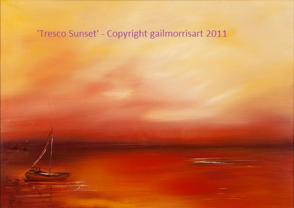 Tresco Sunset - Isles of Scilly