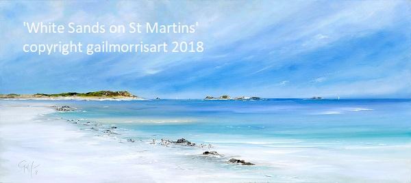 White Sands on St Martins