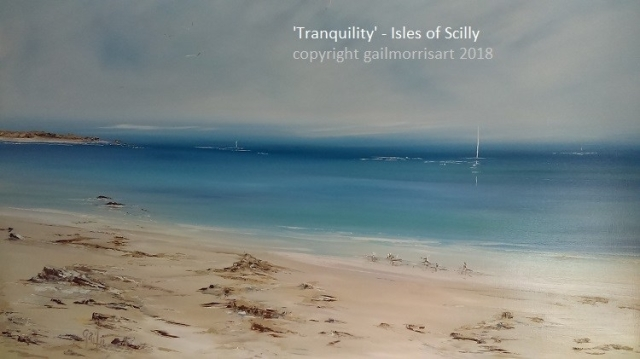 'Tranquility' Isles of Scilly