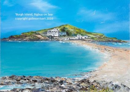Burgh Island, Bigbury on Sea. Limited Edition prints £38 - £55