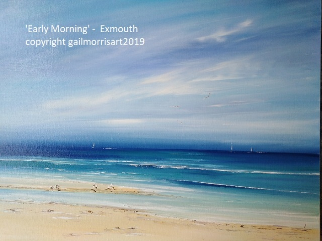 Original Early Morning Exmouth