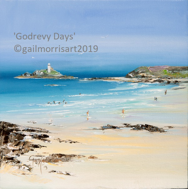 Godrevy Days copyright