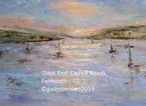 Days End - Carrick Roads ,Nr Falmouth Pints from £30 - £90