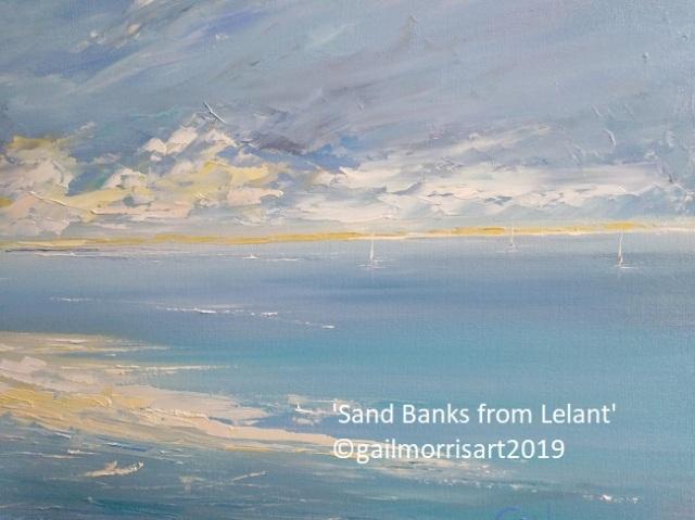 Sand Banks from Lelant web