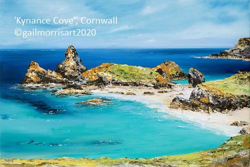 'Kynance Cove' II 2020