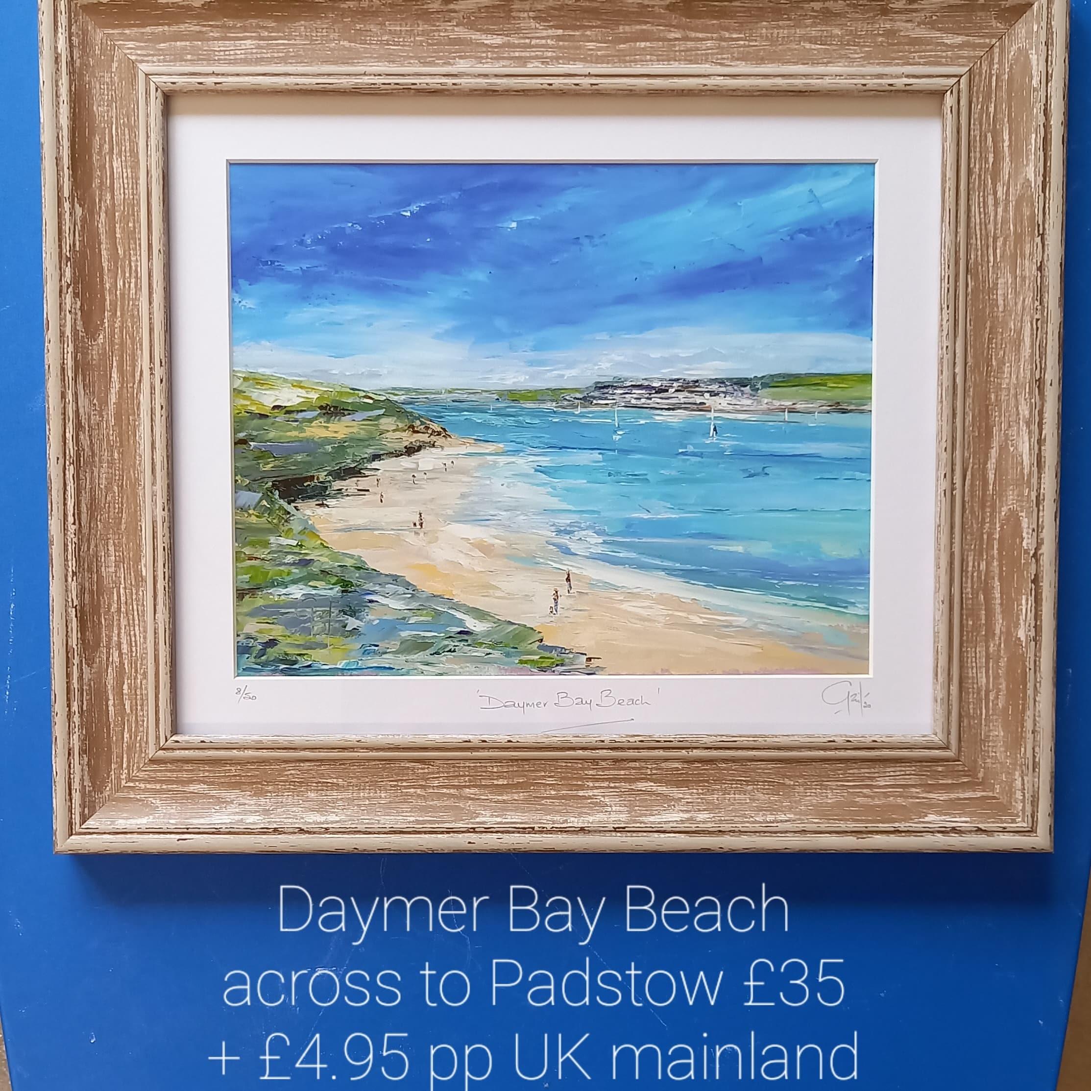 Daymer Beach Beach Driftwood £35